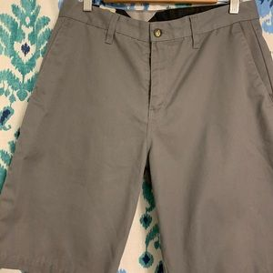Men's Volcom chino shorts